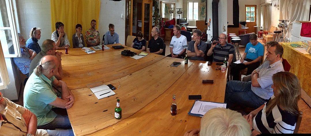6. Stammtisch der e-Mobilisten und Interessierten im Landkreis Nienburg