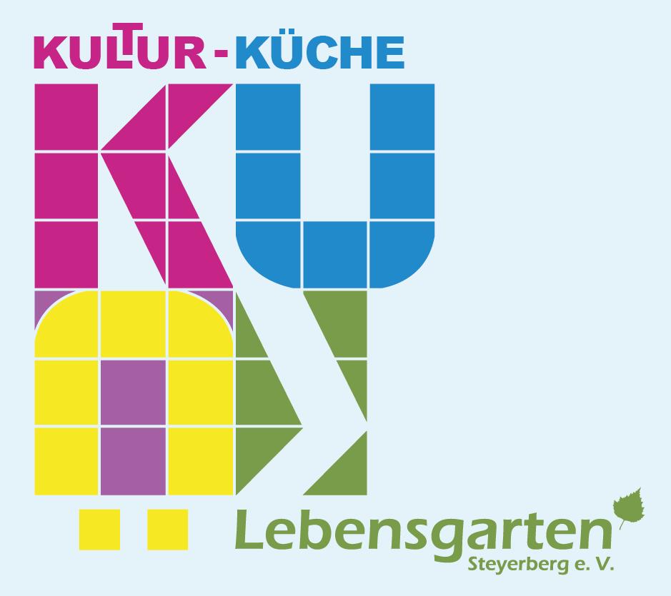 Logo der KulturKüche des LebensgartenSteyerberg e. V.