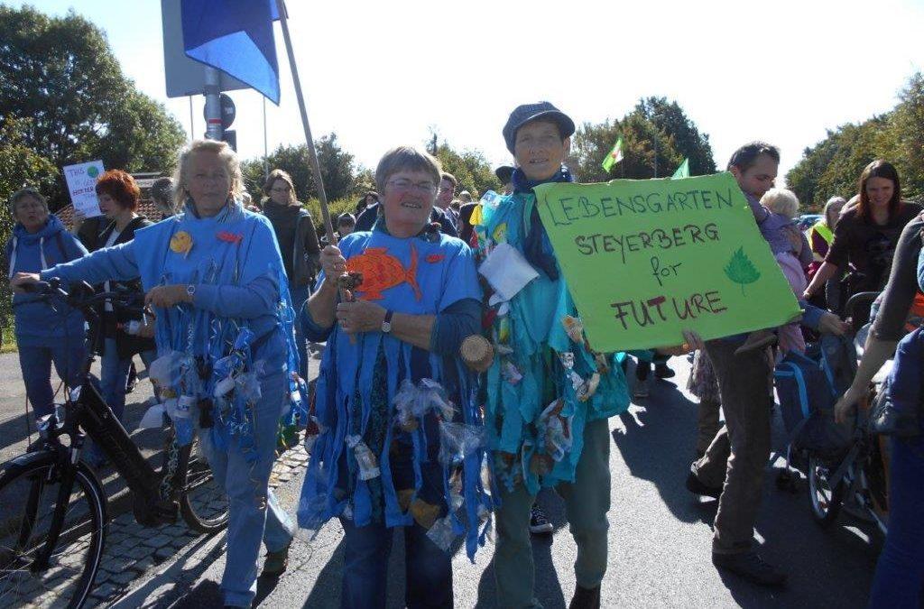 Nachklang: Klimademo am 20.09.19 in Nienburg